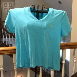 Polo by Ralph Lauren V-Neck Tee